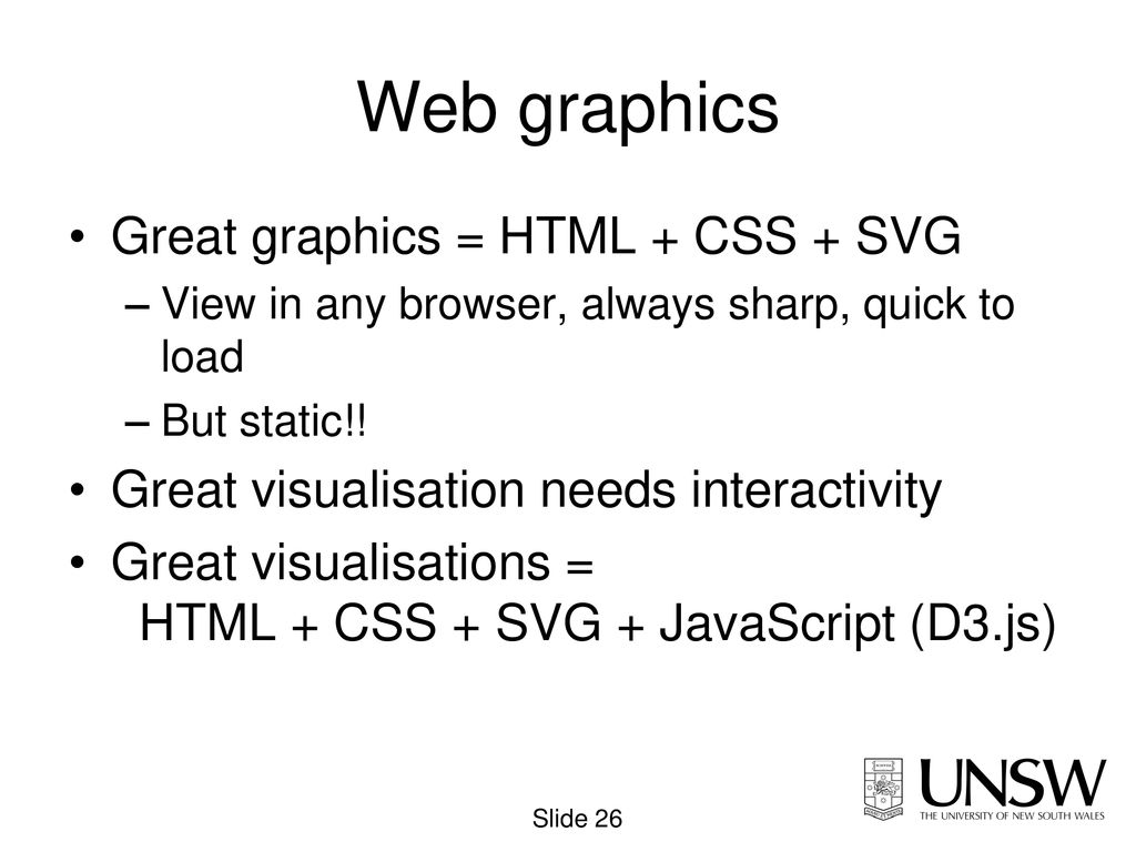 Web Technology Overview with a focus on JavaScript-based