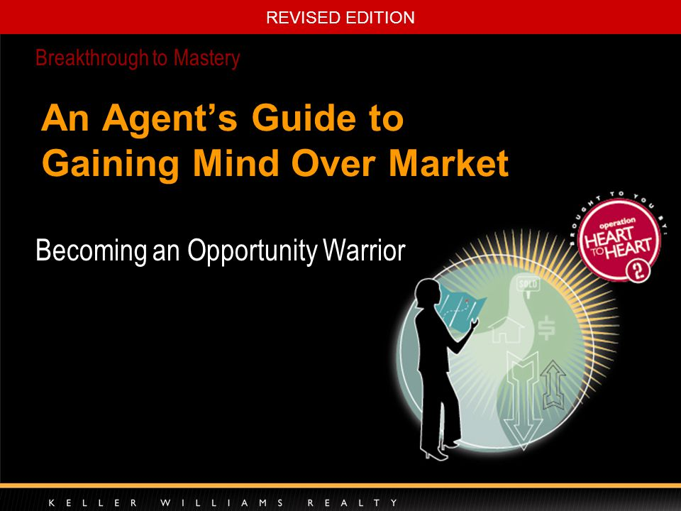 An Agent's Guide to Gaining Mind Over Market