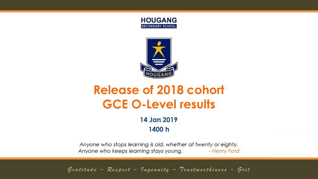 Gce Ordinary Level Results 2019 — Minutemanhealthdirect