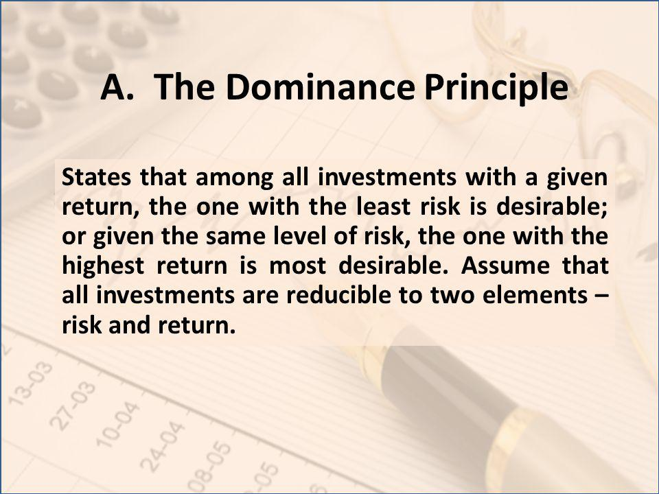 A. The Dominance Principle