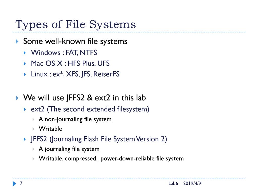 Computer System Laboratory - ppt download