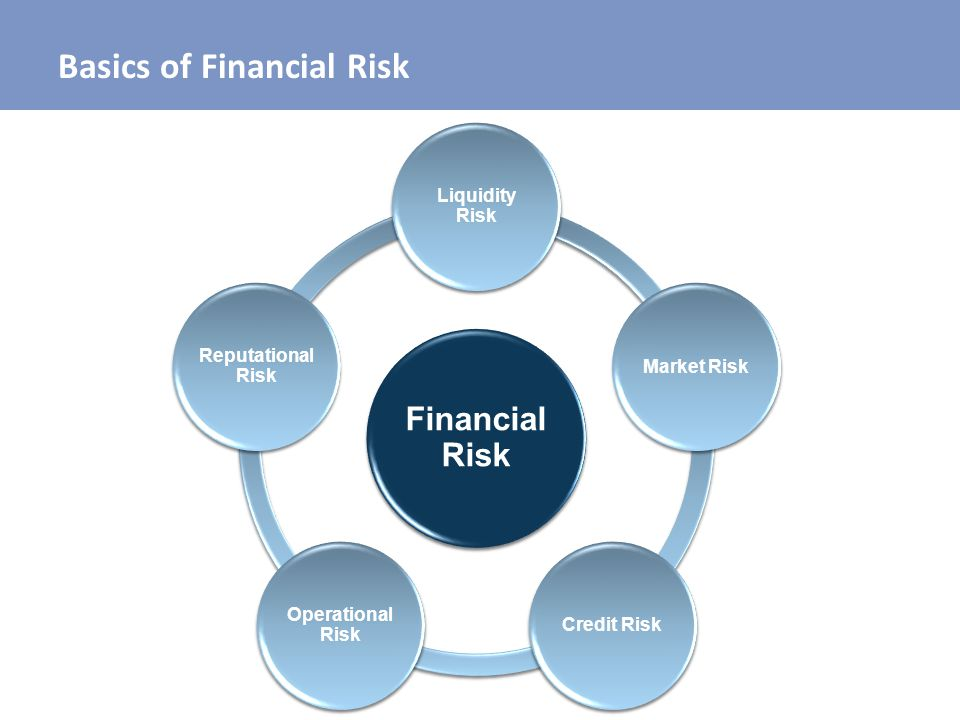 Basics of Financial Risk