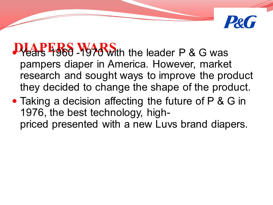 DIAPERS WARS