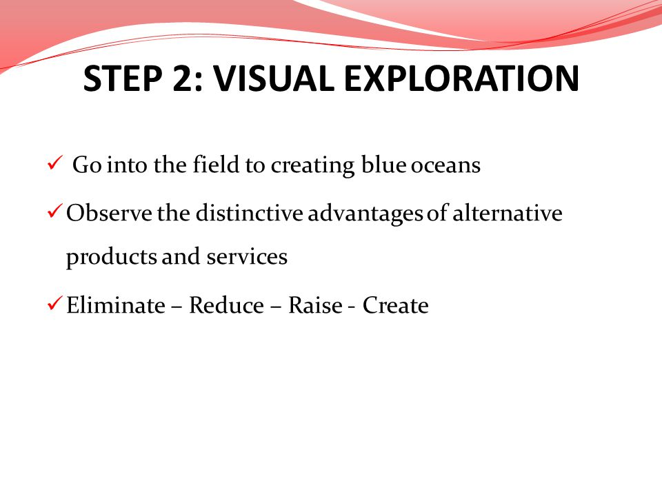 STEP 2: VISUAL EXPLORATION