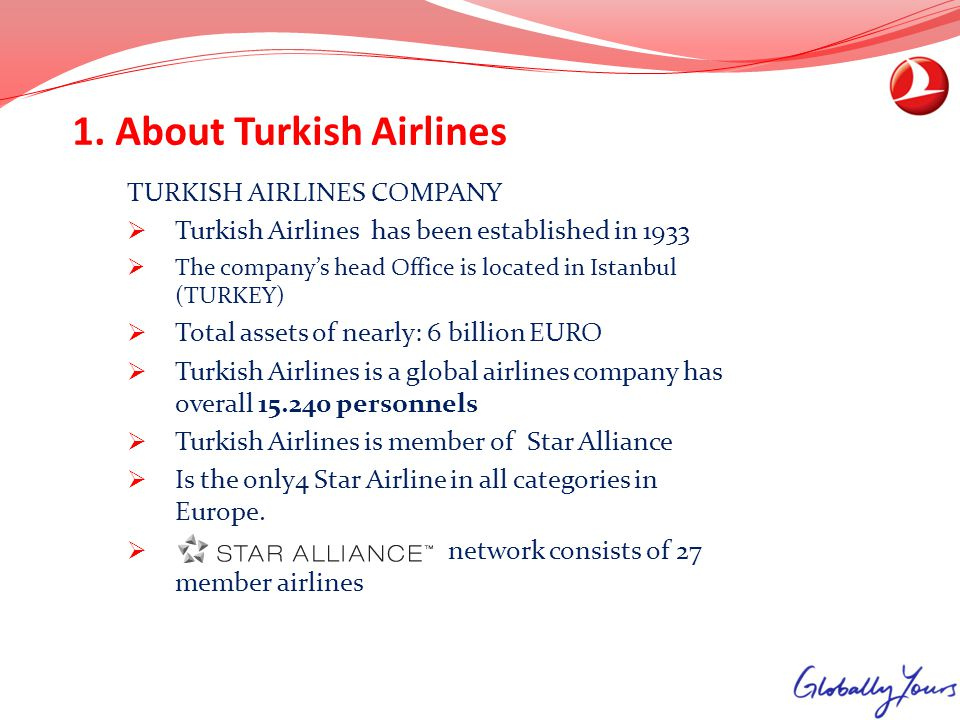 1. About Turkish Airlines