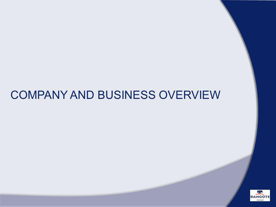 COMPANY AND BUSINESS OVERVIEW