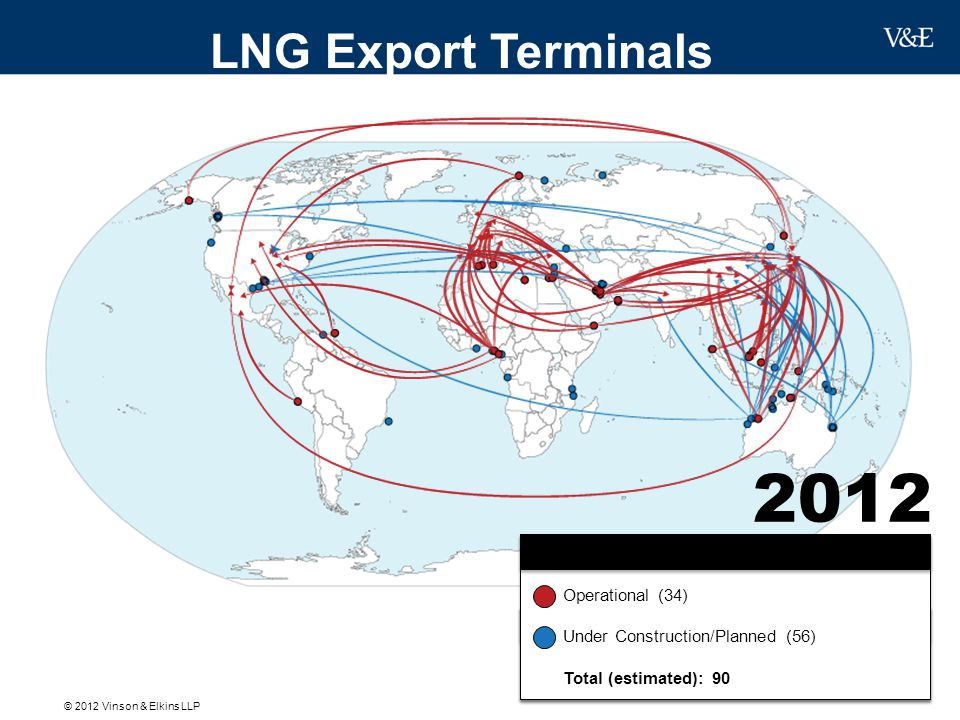 Global LNG: New Supplies, Growing Demand - ppt video online download