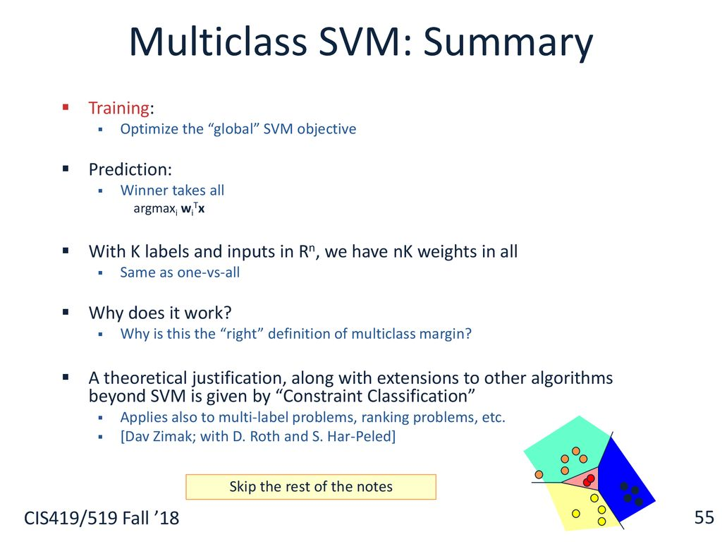 CIS 519/419 Applied Machine Learning - ppt download