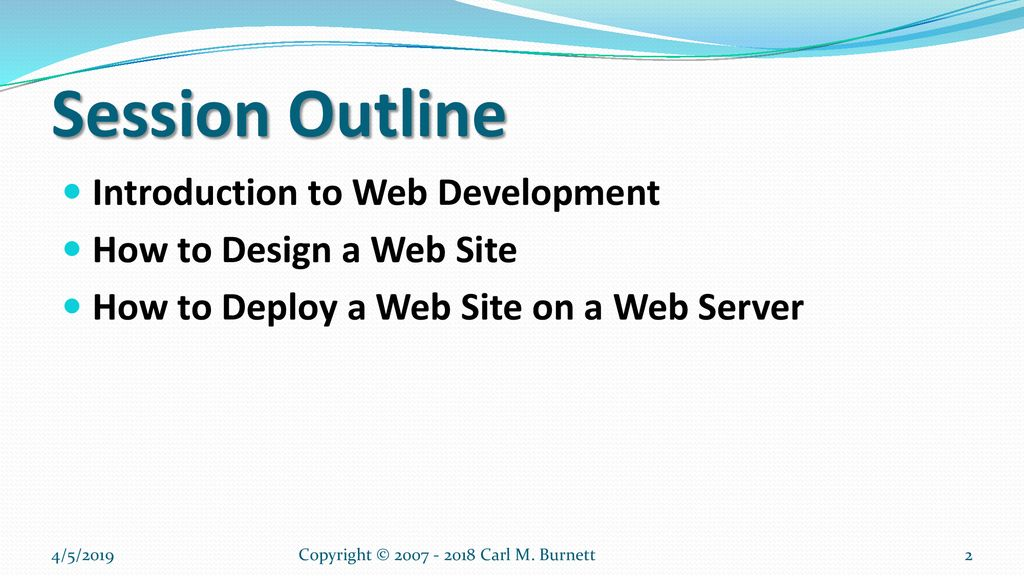 Html5 Session I Chapter 1 Introduction To Web Development Chapter 18 How To Design A Web Site Chapter 19 How To Deploy A Web Ppt Download