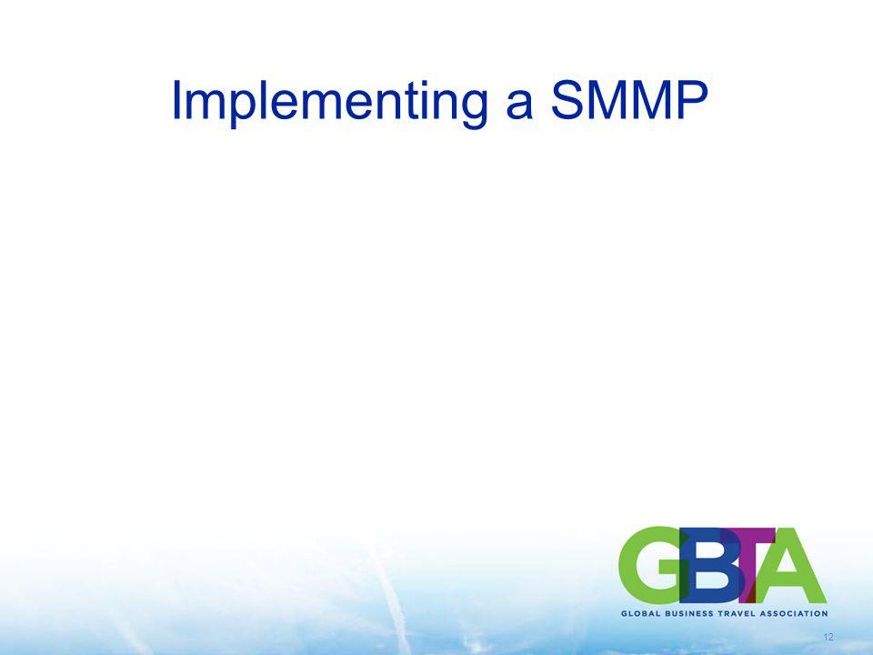 Implementing a SMMP