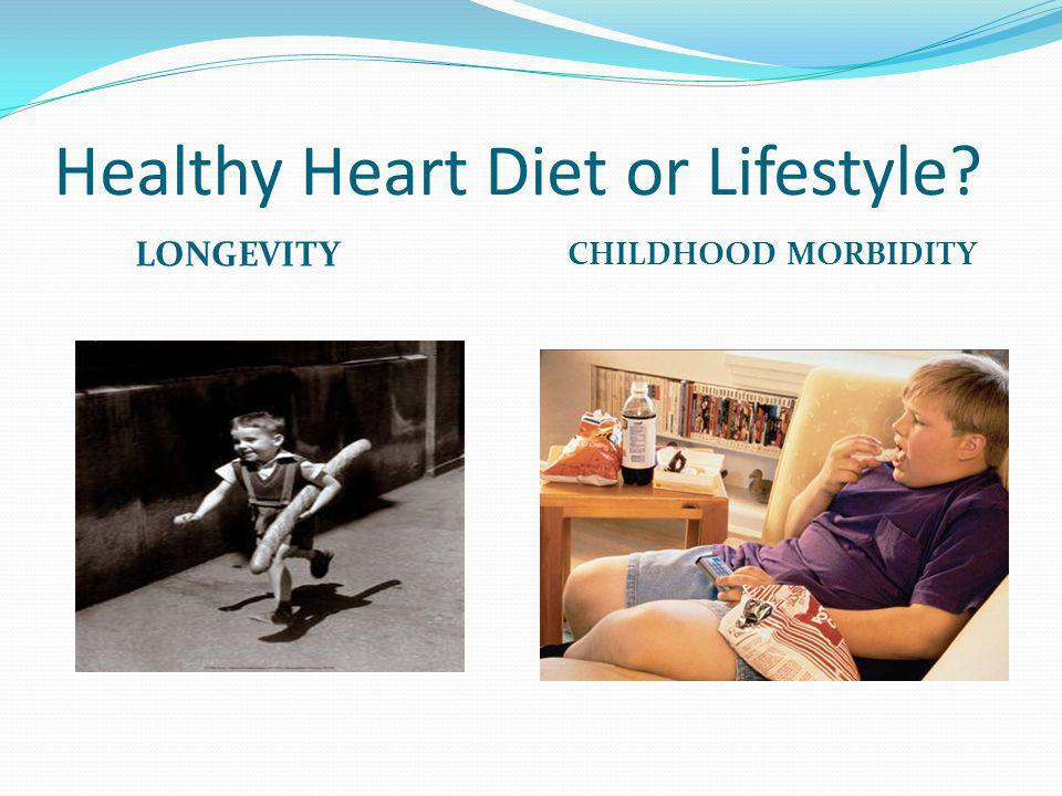 Healthy Heart Diet or Lifestyle