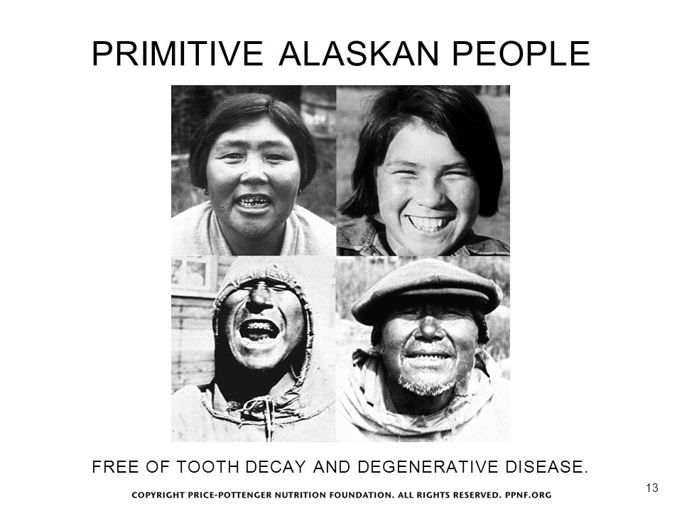 PRIMITIVE ALASKAN PEOPLE