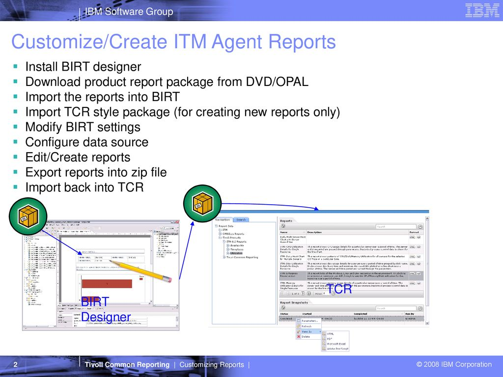 birt report designer download