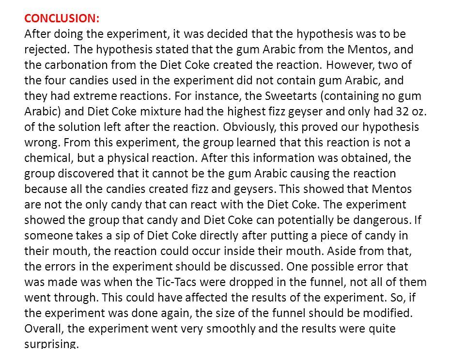 Diet Coke Plus Mentos Eruption Ppt Download: Mentos Experiment Worksheet At Alzheimers-prions.com
