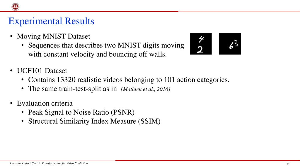Learning Object-Centric Transformation for Video Prediction
