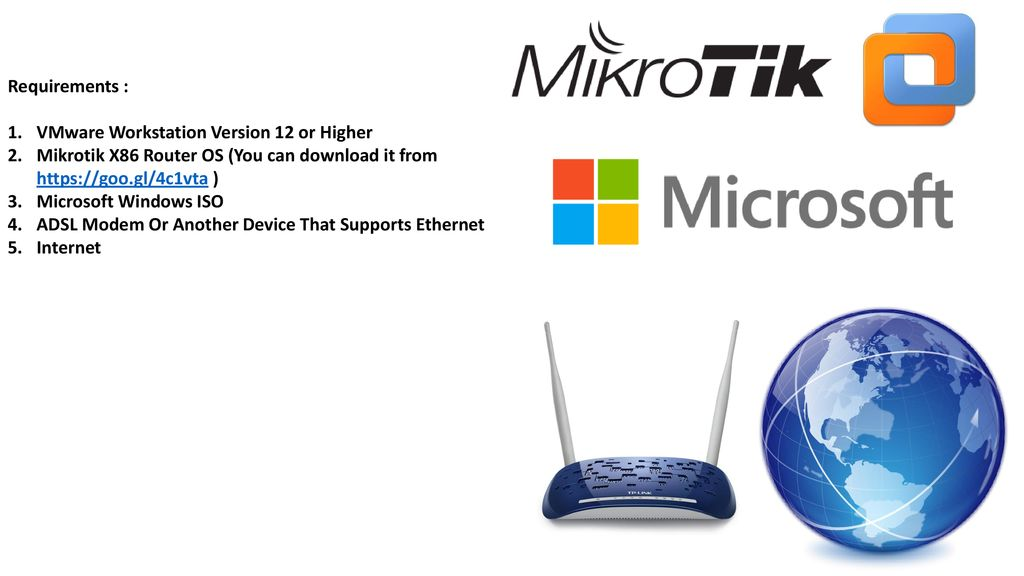 How To Configure Hotspot in Virtual Mikrotik on VMware - ppt download