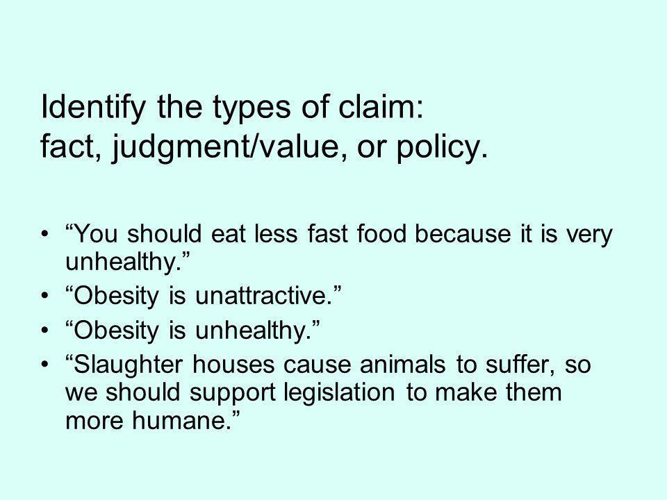 claim of cause essay