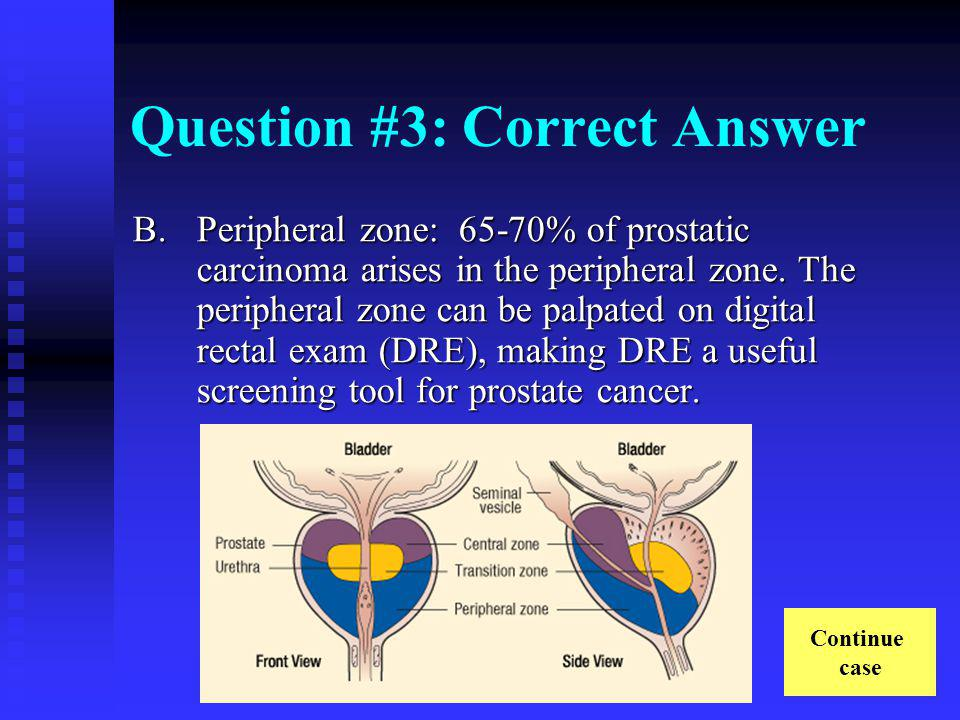 Question #3: Correct Answer