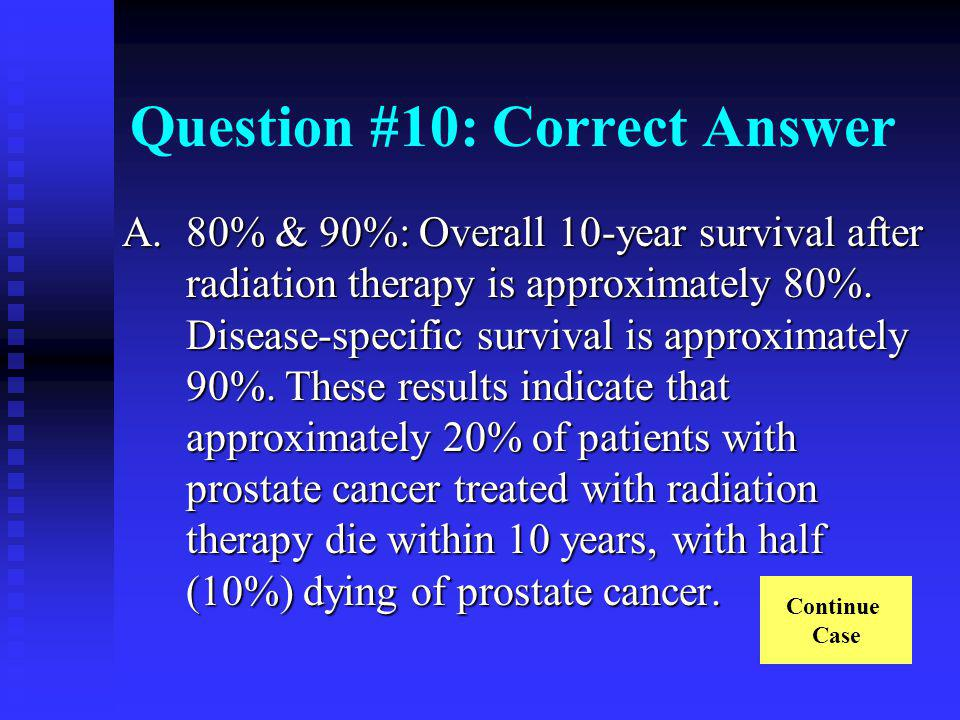 Question #10: Correct Answer