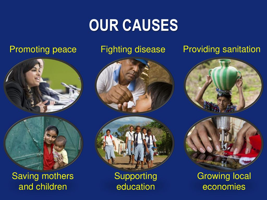 Rotary is a community of 1 - ppt download