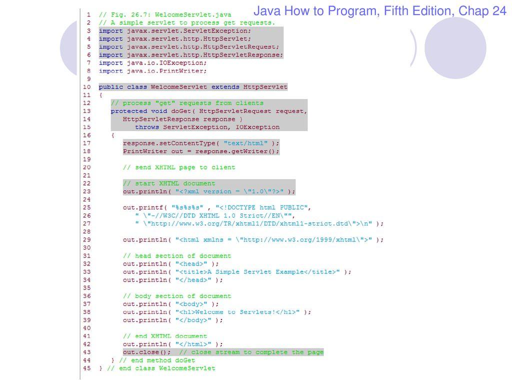J2EE Lecture 1:Servlet and JSP - ppt download