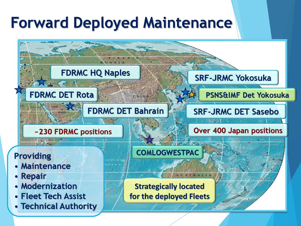 Forward Deployed Naval Forces (FDNF) …Globalize your career! - ppt