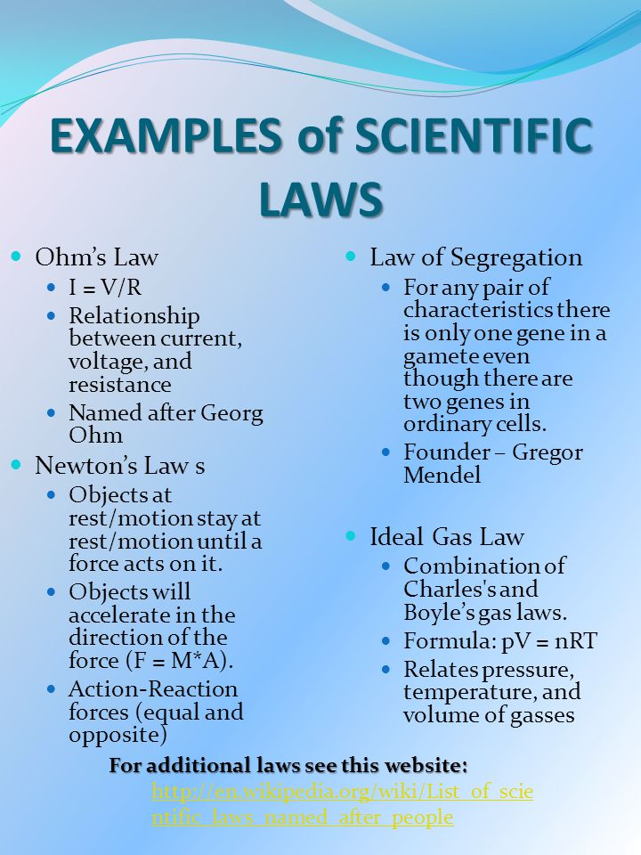 Big Idea 3 The Role Of Theories Laws Hypotheses And Models Ppt