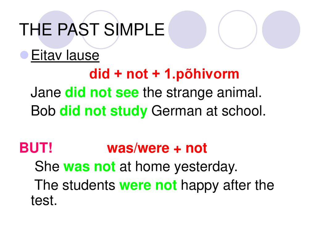 THE PAST SIMPLE AND THE PRESENT PERFECT - ppt download