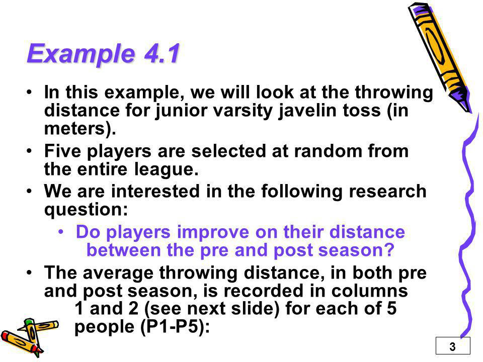 Do players improve on their distance between the pre and post season