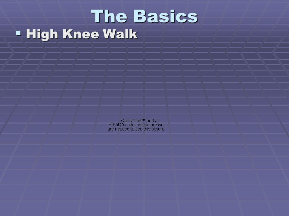 The Basics High Knee Walk