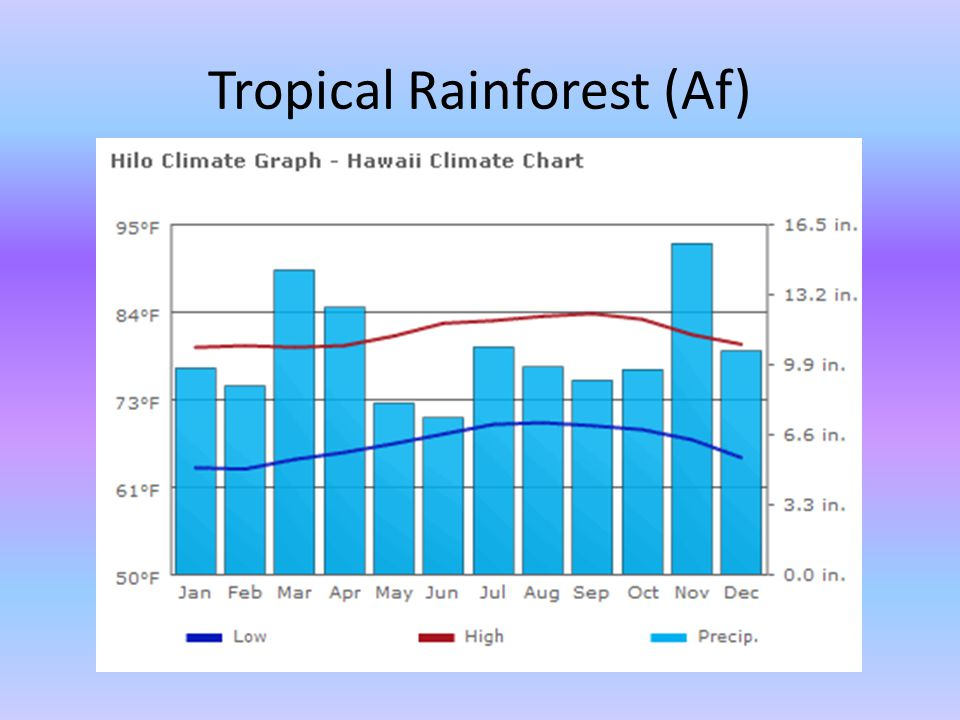 Climate climate types ppt video online download 6 tropical rainforest af freerunsca Choice Image