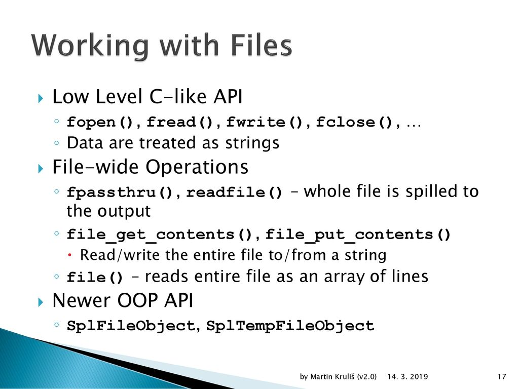 PHP Web Applications Data Management - ppt download