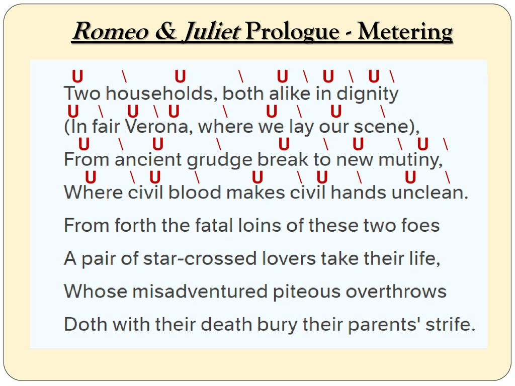 Sonnet Analysi Practice Ppt Download Romeo And Juliet Prologue Meaning Line By