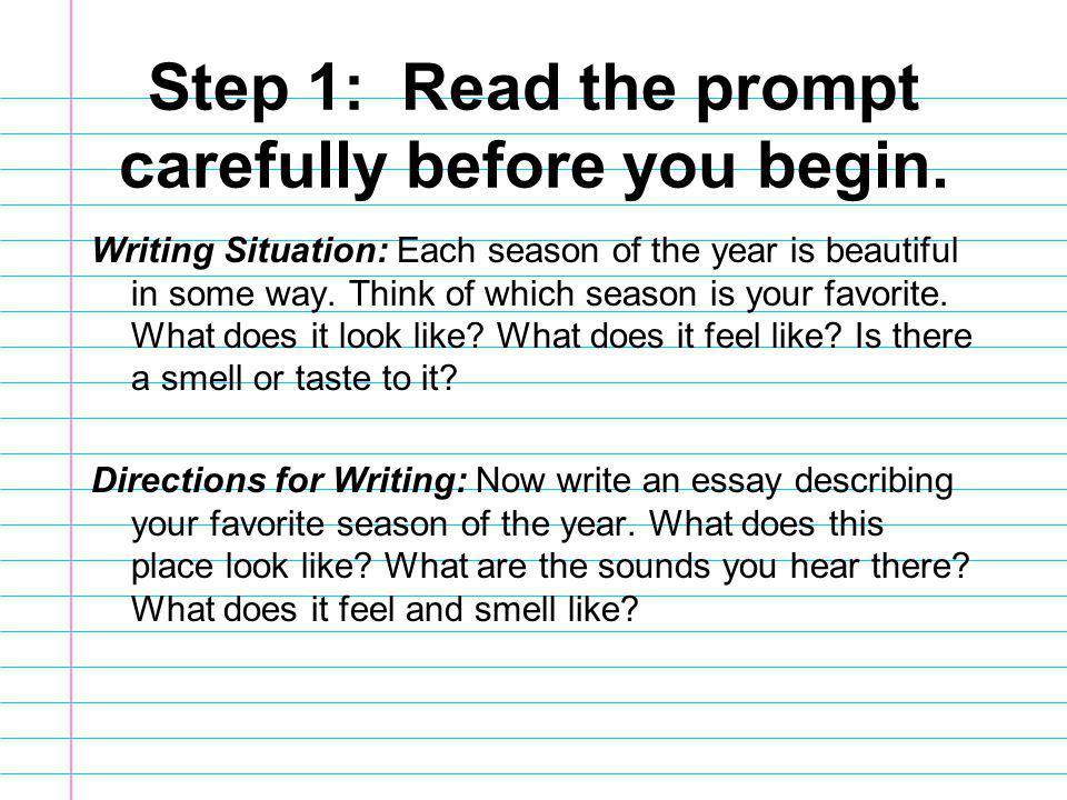 Persuasive Essay Example High School Descriptive Writing Essay   Step  Essay On Health Awareness also Science Essays Descriptive Writing Essay  Ppt Video Online Download English Essay Story