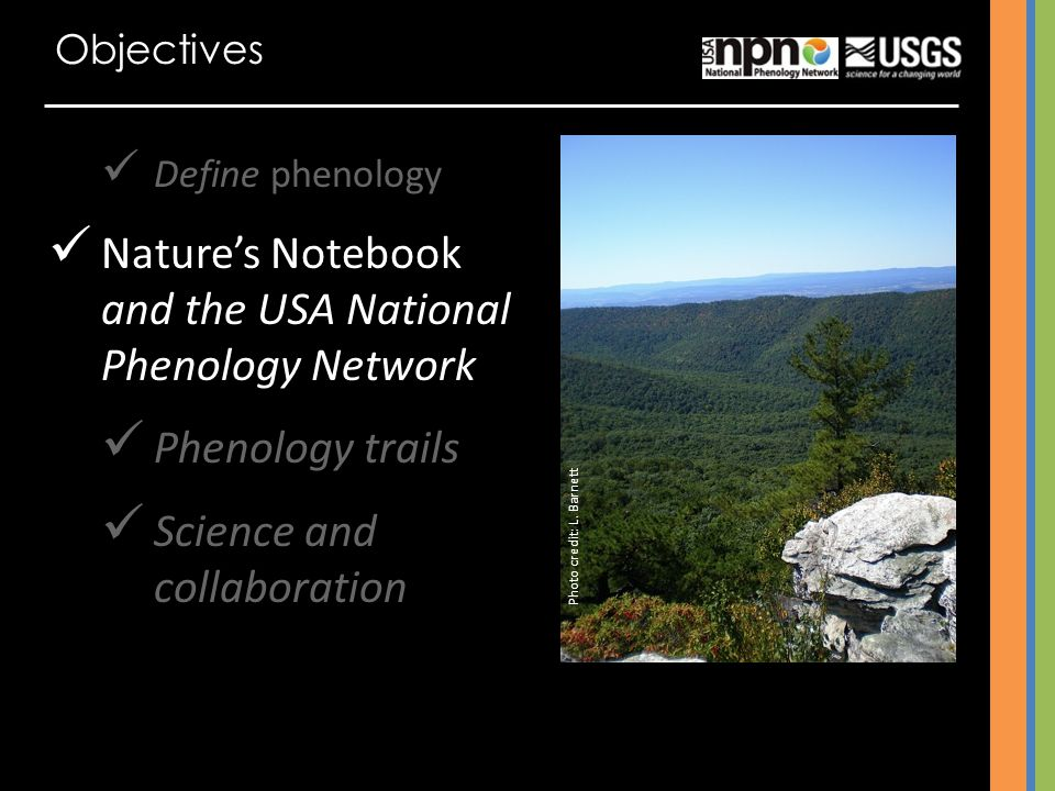 Nature's Notebook and the USA National Phenology Network
