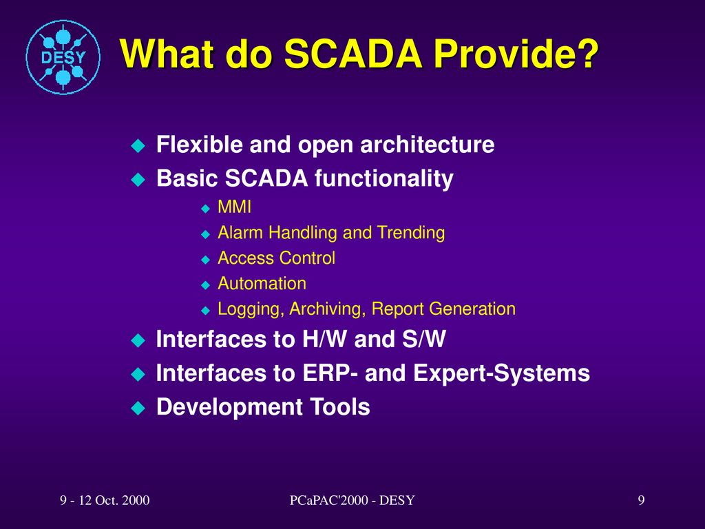 SCADA Current State and Perspective - ppt download