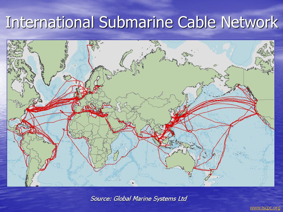 Submarine Cable Network Security - ppt video online download