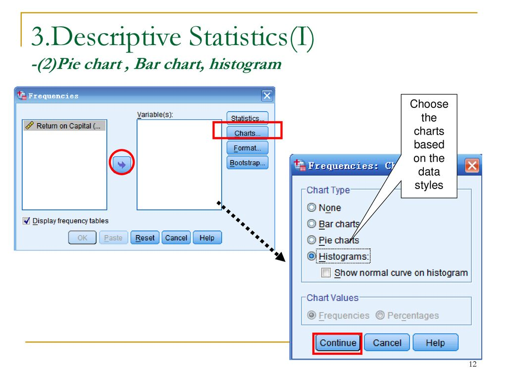 Statistics---SPSS  - ppt download