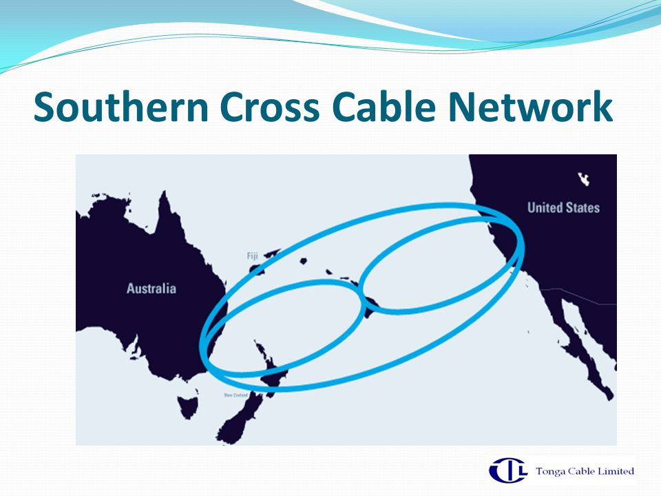 Tonga Cable Submarine Fiber Optic Cable System Ppt Video
