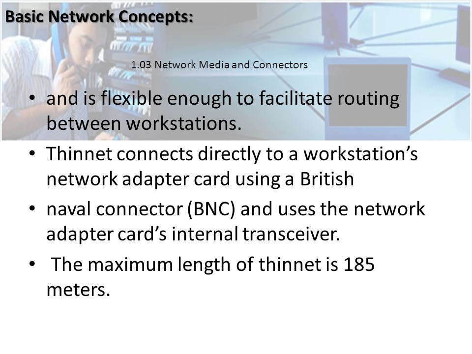 and is flexible enough to facilitate routing between workstations.