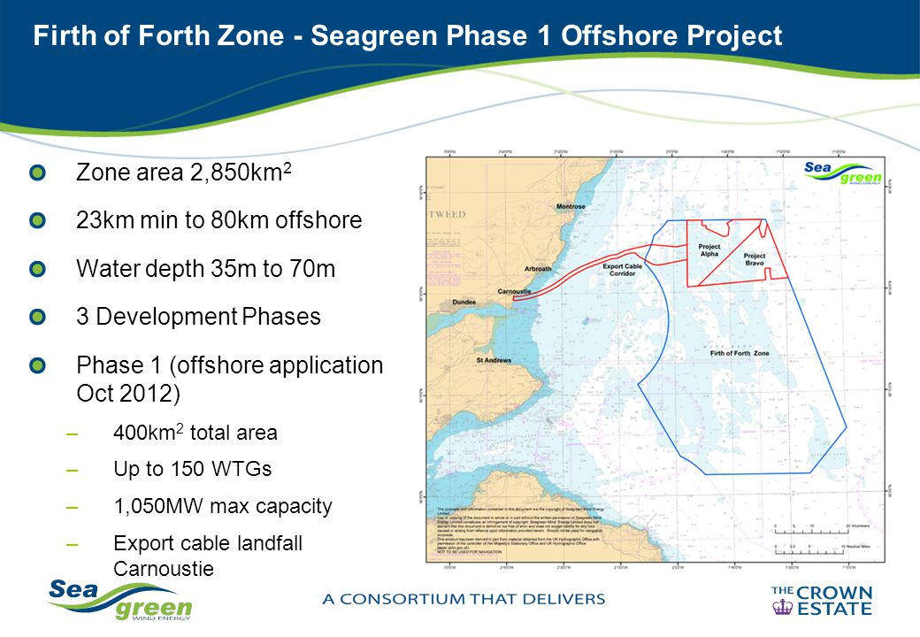 Firth of Forth Zone - Seagreen Phase 1 Offshore Project