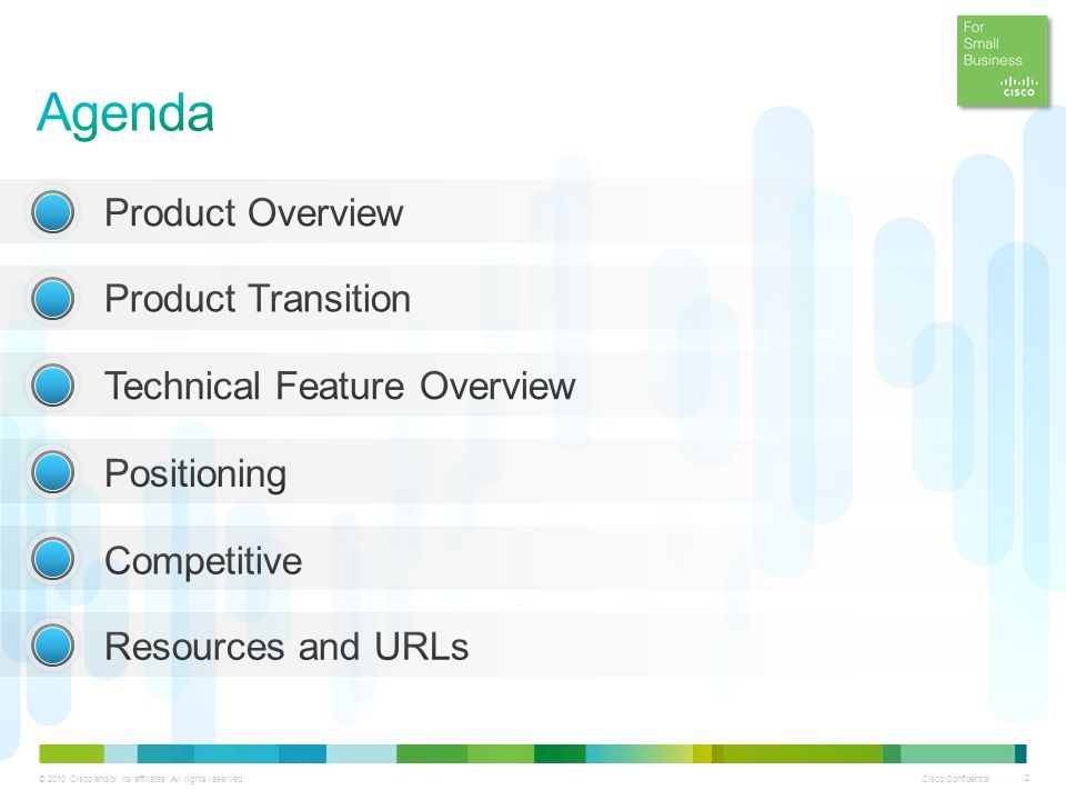 Agenda Product Overview Product Transition Technical Feature Overview