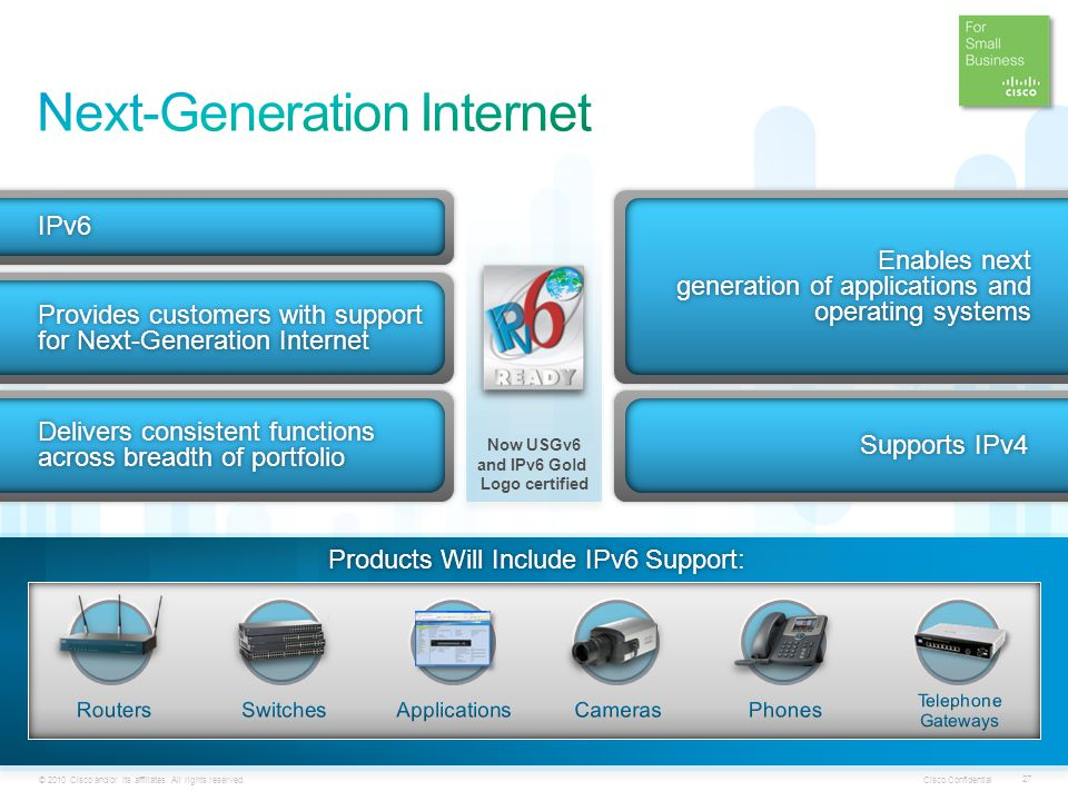 Next-Generation Internet