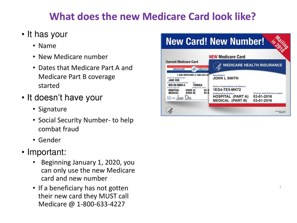 New Medicare Card 2020.Medicare Made Easy Presented By Kate Becker Get Ready For