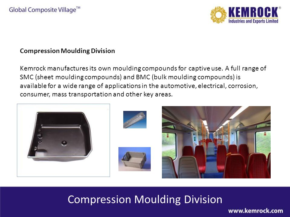 Compression Moulding Division