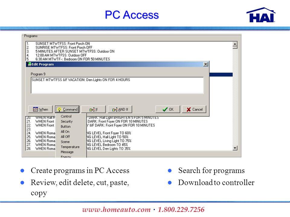 hai pc access 3.0 download