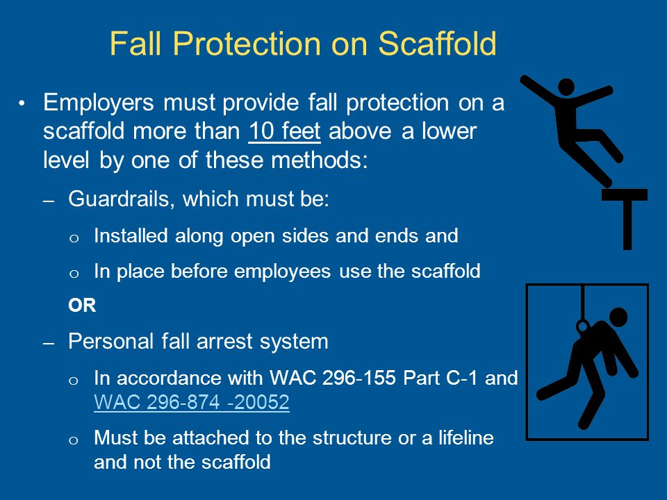 Supported Scaffold Safety Ppt Video Online Download