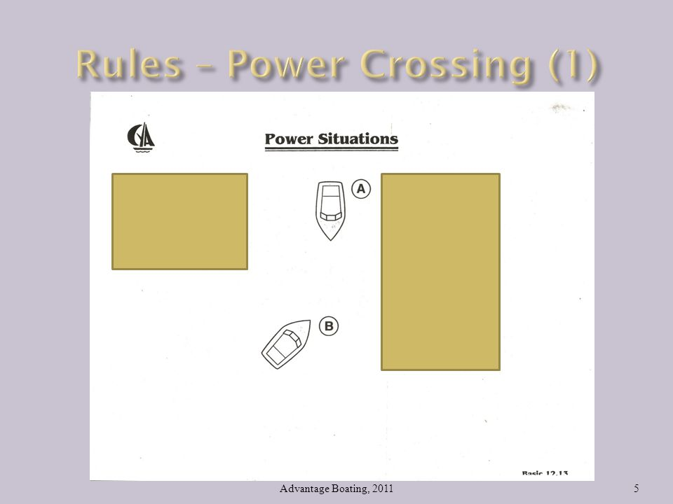 Rules – Power Crossing (1)