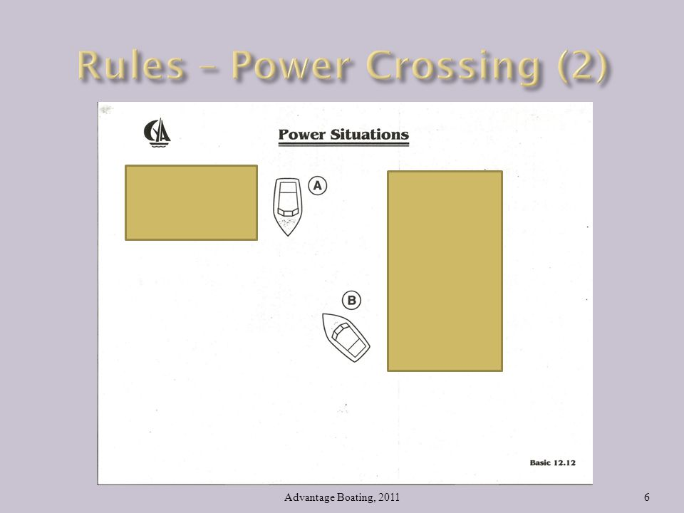 Rules – Power Crossing (2)