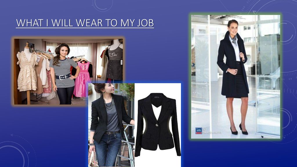My Career As A Fashion Designer Ppt Download